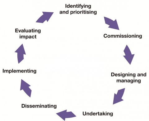 INVOLVE Research Cycle