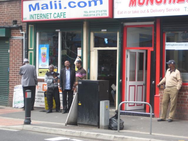 Sheffield Somali Community
