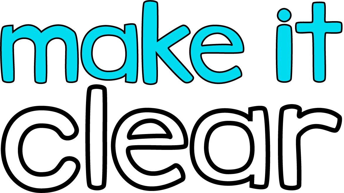 make it clear campaign involve